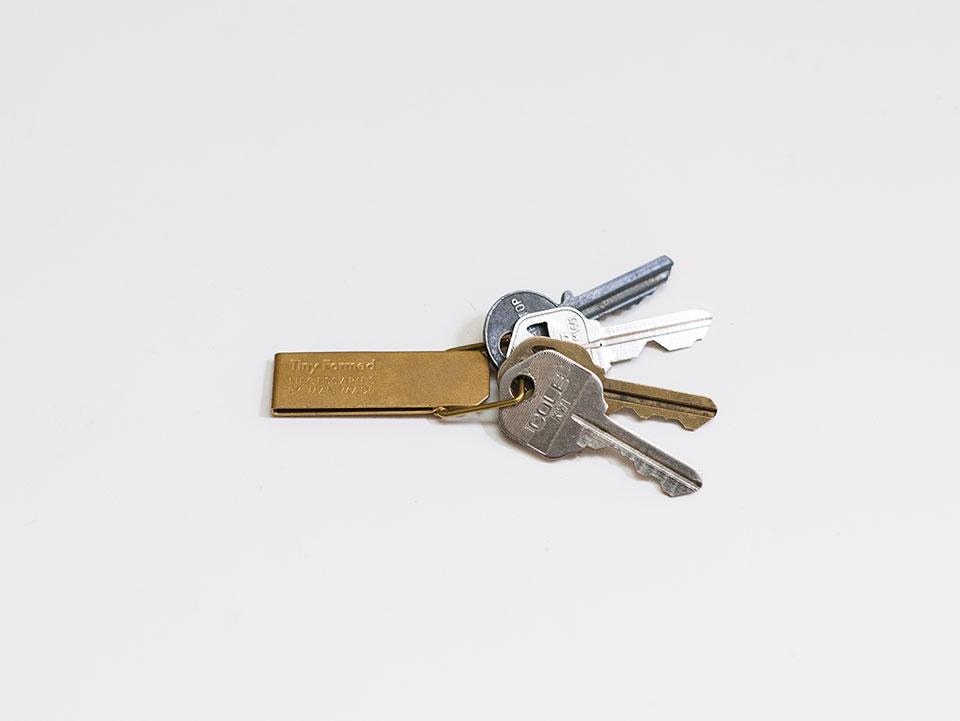 Tiny Formed_keyfoldディティール